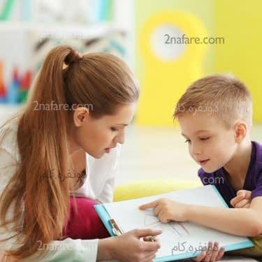 چه زمانی کودک به گفتار درمان نیاز داره؟