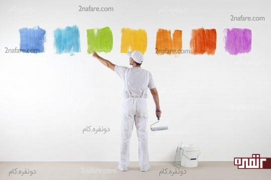 استفاده از رنگ های مضر در اتاق کودک را به حداقل برسانید