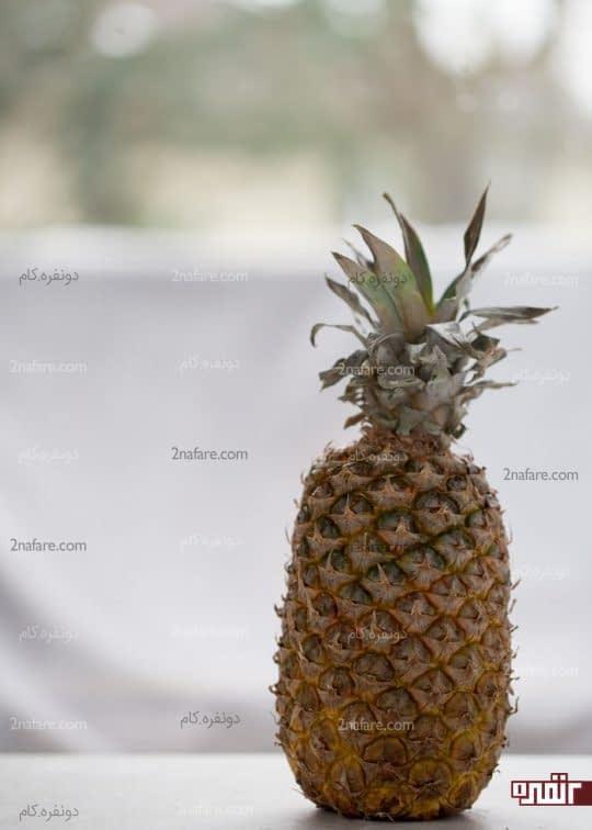 انتخاب آناناس مناسب