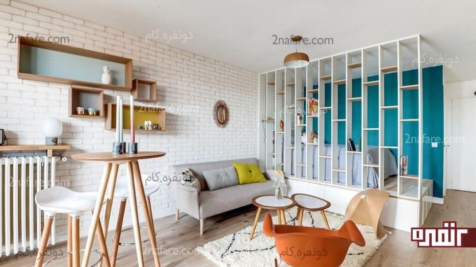 5 ترفند طراحی برای نوسازی و تغییر دکوراسیون خانه شما