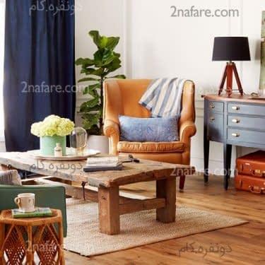 ایده های برتر طراحی اتاق نشیمن
