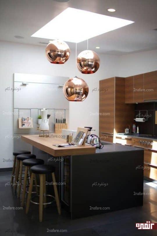 ایده های جذاب نورپردازی در خانه های مدرن