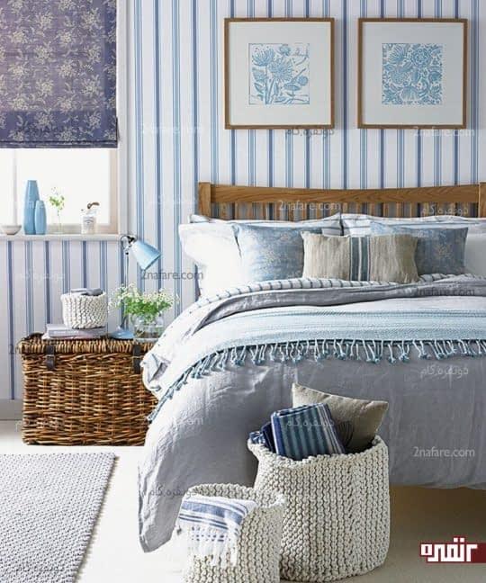 اتاق خواب ایده آل با ترفند های ساده و کم هزینه