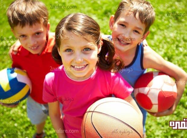 بیماریهای کودکان در فصل تابستان