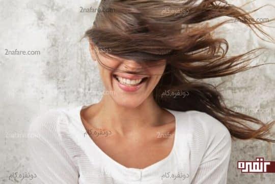 تاثیر ماسک موی خانگی