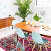ترفندهای آسان برای طراحی دکور خانه به سبک تابستان