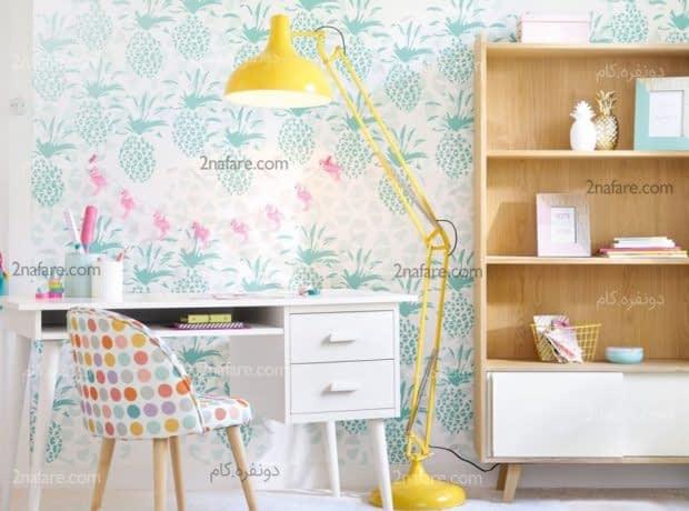 تزیین اتاق کودکان با ایده های ساده و جذاب