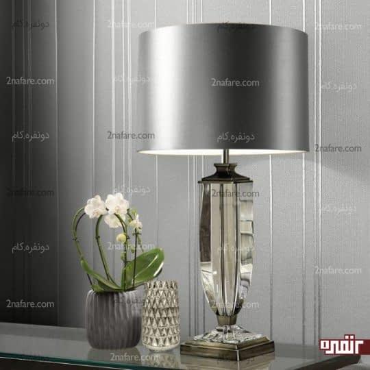 خاصیت آینه ای و بازتاب نور با کاغذ دیواری متالیک