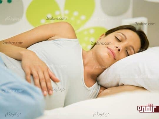 خواب مناسب و کافی