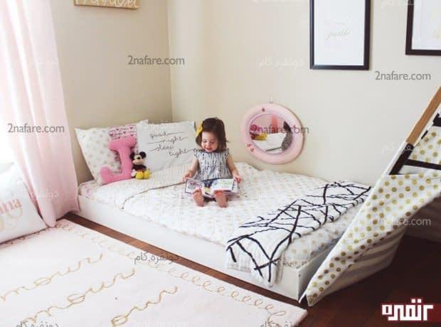 رعایت فاکتورهای سلامتی در طراحی اتاق کودک