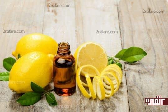 روغن لیمو داروی موثر گلودرد