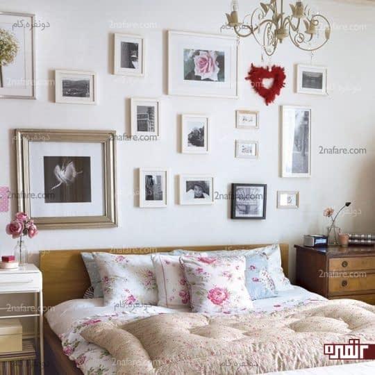 سبک های مختلف تزیینات در دکور اتاق خوابها