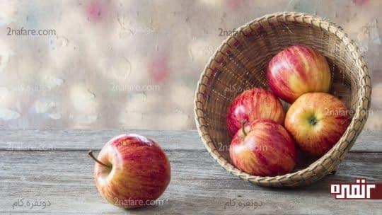 سیب، سرشار از آنتی اکسیدان و محافظ مغز