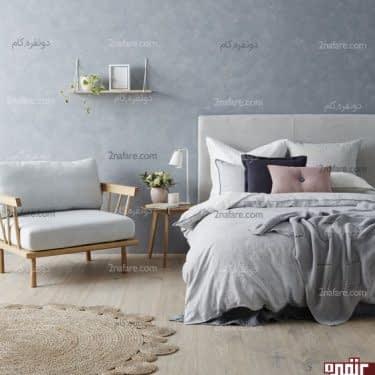 طراحی دکور اتاق خواب برای داشتن خواب راحت