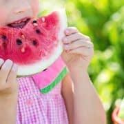 غذای مخصوص کودکان در فصل تابستان