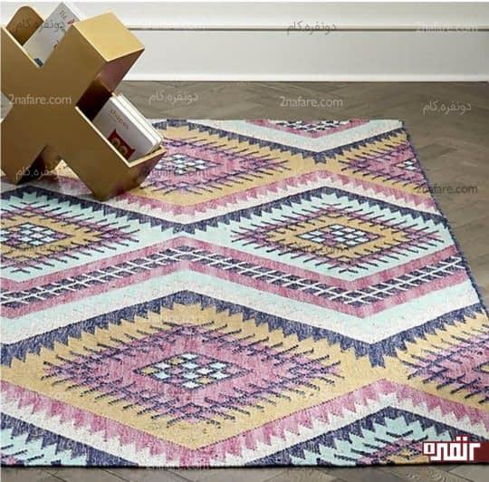 فرش تابستانه برای تغییر دکور خانه
