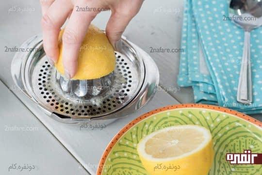لیمو و لیمو ترش را به رژیم غذایی اضافه کنید