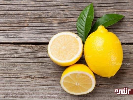 لیمو سرشار از ویتامین C است برای مو مفیده