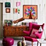 4 رنگ جذاب در طراحی دکوراسیون داخلی