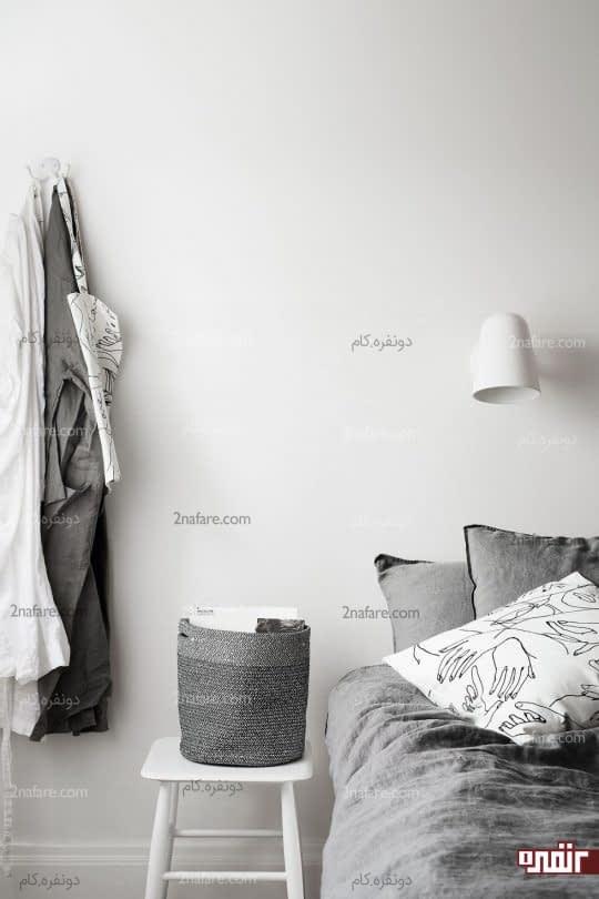 نظم دادن به فضای تخت خواب