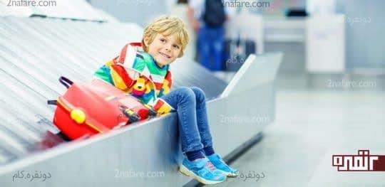 نکته های مهم و کاربردی برای مسافرت با کودکان