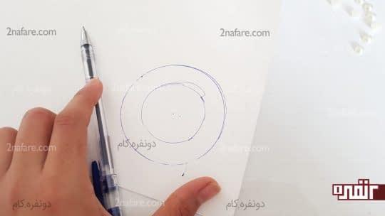 کشیدن دایره