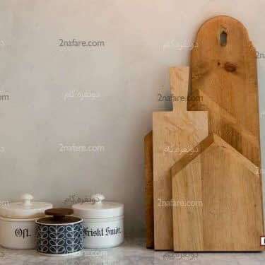 نگهداری تخته برش چوبی با استفاده از روغن