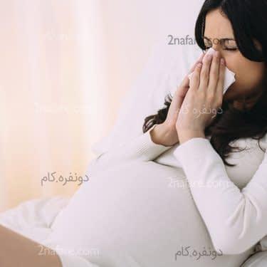 9 درمان طبیعی آنفلوانزا و سرماخوردگی در دوران بارداری