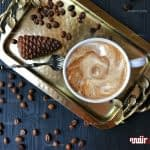 طرز تهیه نوشیدنی قهوه بستنی مرحله به مرحله