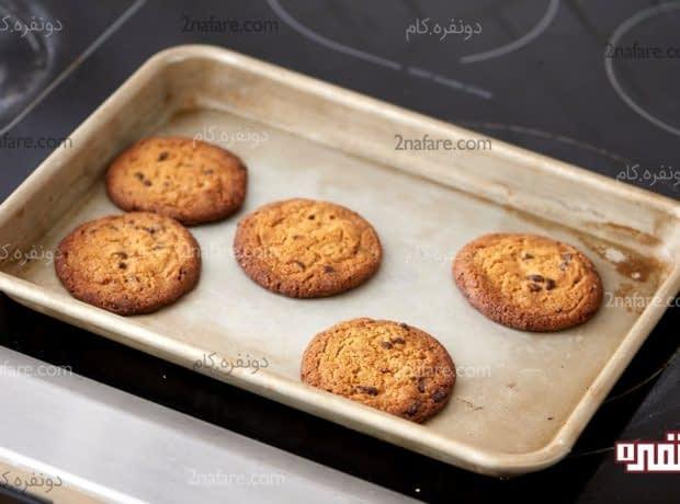 ترفندی برای از بین بردن بوی سوختگی شیرینی و غذا