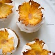 آناناس خشک شده