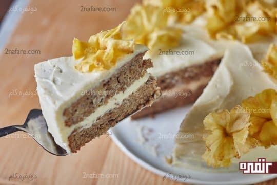 طرز تهیه کیک هامینگ برد