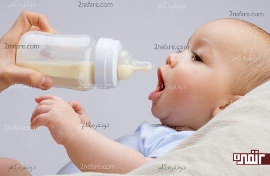 حساسیت به شیرگاو