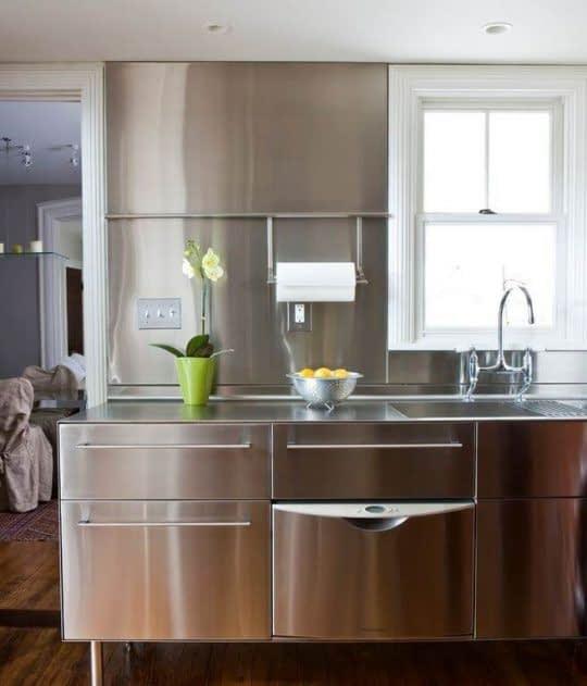 آشپزخانه استیل