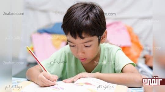 اختلال یادگیری در نوشتن (دیس گرافیا)