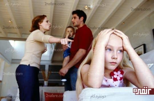 استرس عامل تاثیر گذار بر رشد اجتماعی کودک
