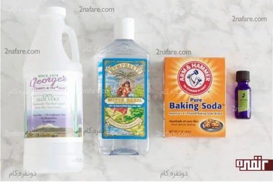 ترکیبات لازم برای ساخت خوشبوکننده خانگی