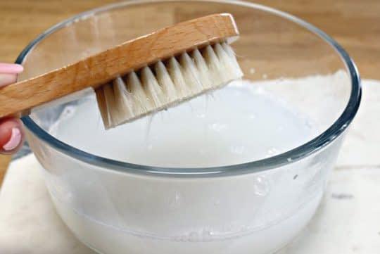 درست کردن محلول پاک کننده