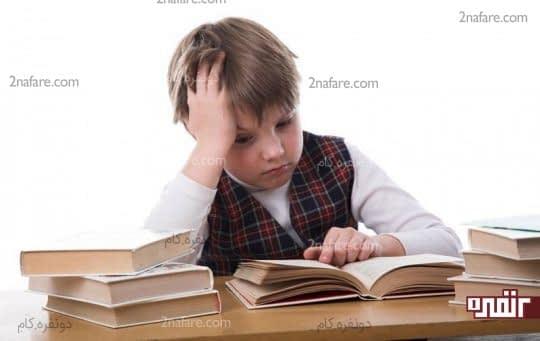 رایج ترین اختلالات یادگیری در کودکان را بشناسیم