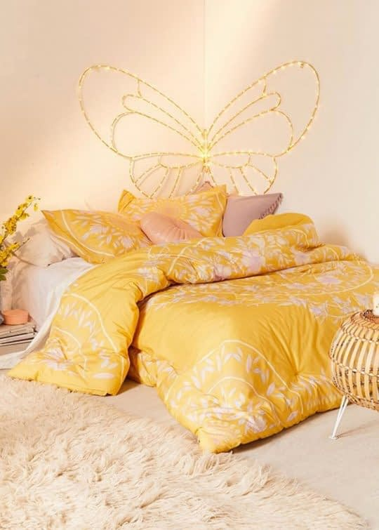 روتخی های زرد و خوش رنگ