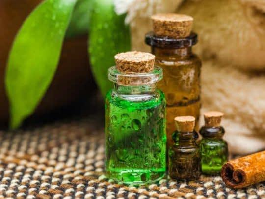 روغن درخت چای دارای خواص ضد قارچیه و میتونه برای درمان ناخن های شکننده مفید باشه