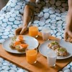 ایده های صبحانه رِِژیمی برای کاهش وزن