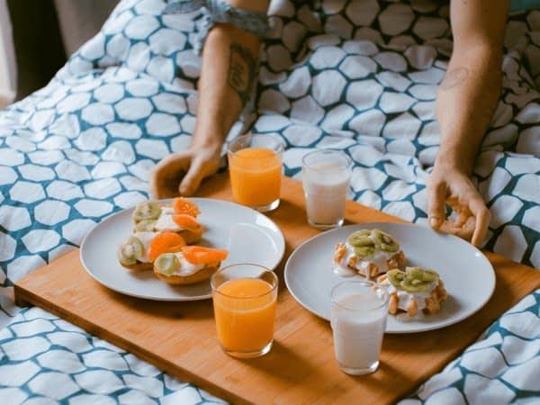 صبحانه مخصوص کاهش وزن