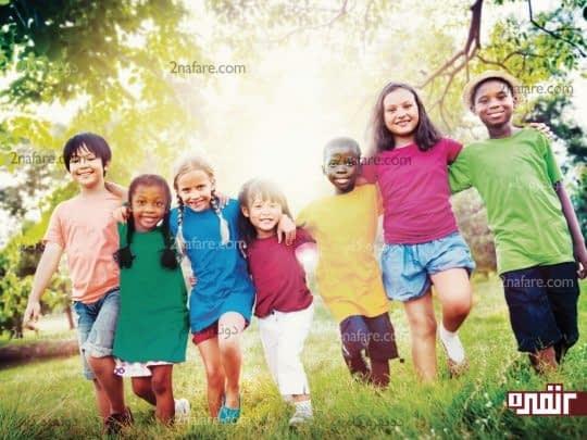 چه عواملی بر رشد اجتماعی کودک موثر است؟