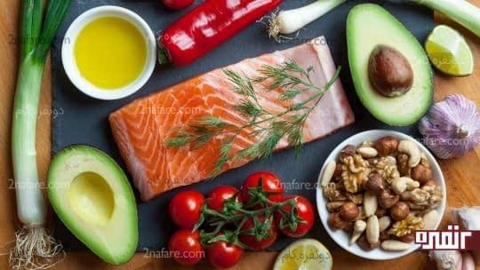 غذای پر انرژی را به رژیم غذایی اضافه کنید