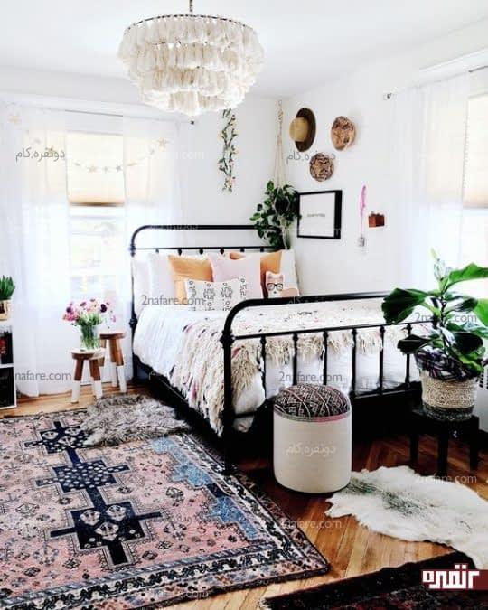 فرش و پاف بوهویی