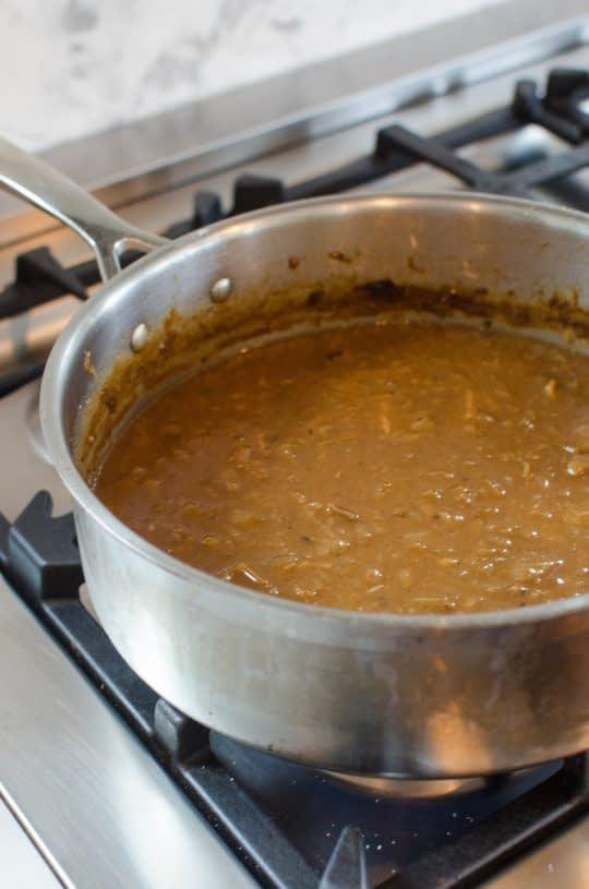 مزه کردن سوپ