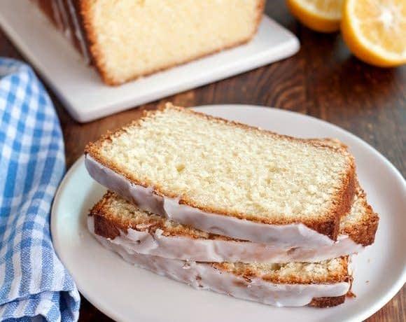 طرز تهیه پاند کیک لیمویی