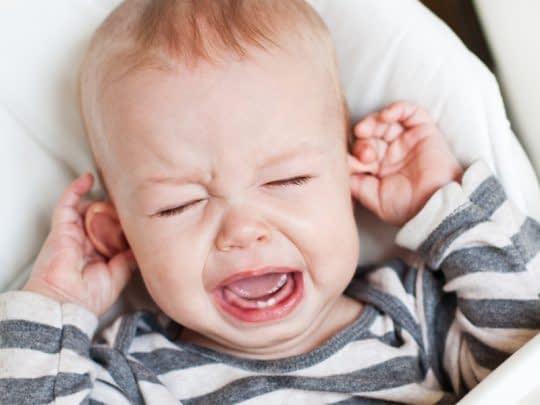 استرس در خواب کودک
