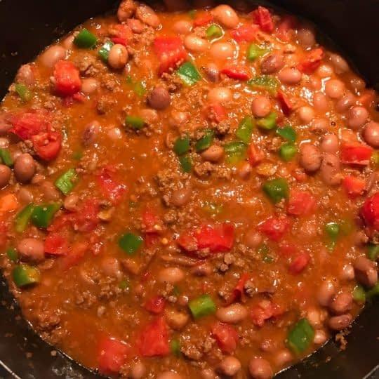 اضافه کردن آب گوشت
